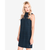 Tommy Hilfiger Berber Dress Kék << lejárt 622327
