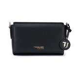 Trussardi Jeans T-Easy Medium Crossbody táska Fekete
