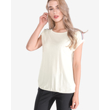 Tom Tailor Top Fehér << lejárt 908119