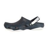 Crocs Swiftwater Deck Clog Crocs Kék << lejárt 967785