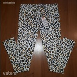 Retro Jeans leggings, S-M Új!