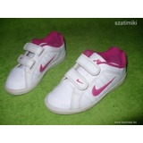 NIKE Court Tradition 2 fehér-pink sportcipő 28-as
