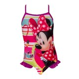 Costum de baie fete Minnie Mouse mov << lejárt 223597