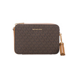 Michael Kors Ginny Medium Crossbody táska Barna << lejárt 582590