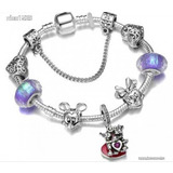 Mickey & Minnie charm karkötő << lejárt 9691