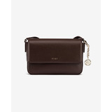 DKNY Bryant Medium Crossbody táska Barna