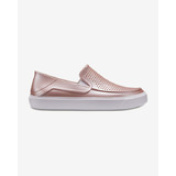 Crocs CitiLane Roka Metallic Slip On Bézs