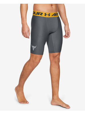 Under Armour Project Rock HeatGear® Armour Rövidnadrág Szürke