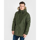 Jack & Jones Fred Artic Vattakabát Zöld << lejárt 593500