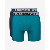 "Under Armour Original Series 6"" 2 db-os Boxeralsó szett Kék << lejárt 894221"