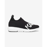 Karl Lagerfeld Vitesse Legere Low Slip On Fekete << lejárt 768840