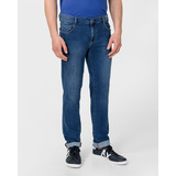 Trussardi Jeans 370 Close Farmernadrág Kék << lejárt 224769