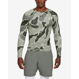 Under Armour HeatGear® Armour Póló Zöld << lejárt 778559