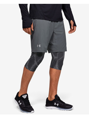 Under Armour Launch SW 2-in-1 Rövidnadrág Szürke << lejárt 94847