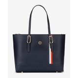 Tommy Hilfiger Honey Medium Kézitáska Kék << lejárt 56713