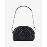 Guess Queenie Mini Crossbody táska Fekete