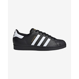 adidas Originals Superstar Sportcipő Fekete << lejárt 862188