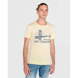 Jack & Jones Hubert Póló Sárga << lejárt 672367