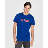 G-Star RAW Graphic 78 Póló Kék << lejárt 730367