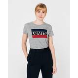 Levi's The Perfect Póló Szürke << lejárt 523145