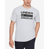 Under Armour Team Issue Wordmark Póló Szürke << lejárt 343619