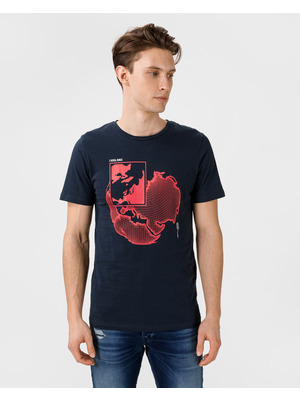 Jack & Jones Dutch Póló Kék << lejárt 767994