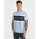 Levi's® Colourblock Póló Kék