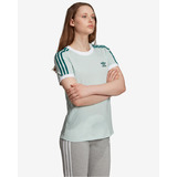 adidas Originals 3-Stripes Póló Zöld << lejárt 362917