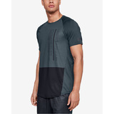 Under Armour MK-1 Colourblock Póló Szürke << lejárt 501384