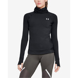 Under Armour ColdGear® Reactor Póló Fekete << lejárt 830502