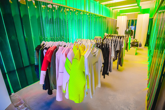 Heineken Pop-up Showroom a Hotel Nomuriban