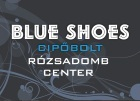 Blue Shoes Cipőbolt - Rózsadomb Center logo