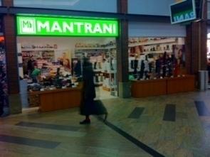 Mantrani cipő, Váci út 1 3 (Westend City Center), Budapest